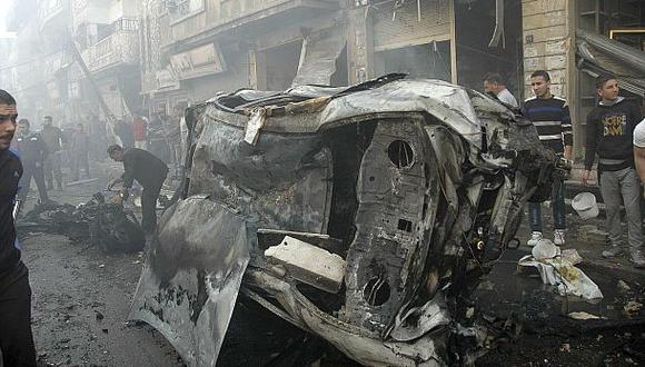 Estado Islámico se apodera de una importante provincia en Siria