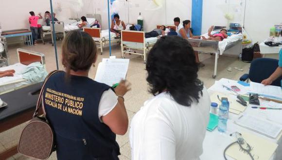 Bebe es la primera víctima mortal por dengue en Piura