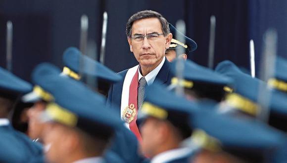 Martín Vizcarra no podrá salir del país hasta mayo del 2022. (Foto: GEC)