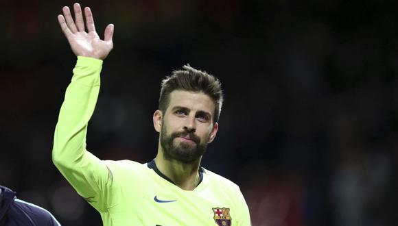 Barcelona discutirá si se puede fichar a un reemplazante para Gerard Piqué. (Foto: AP)