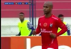 Alianza Lima vs. Cienciano: Luis Trujillo y el zapatazo para el 1-0 de los cusqueños | VIDEO