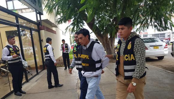 La policía informó que el hecho de violencia ocurrió anoche cuando Vera Alfaro, quien se desempeñaba como vigilante de la zona, ingresó al domicilio para robar dinero en efectivo (Foto: PNP)