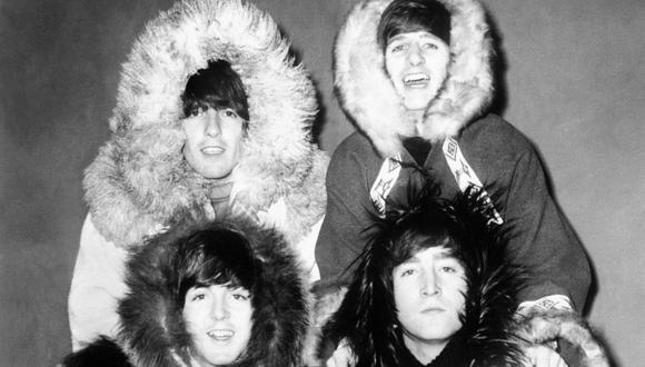 """The Beatles llegaban tras un 1967 para el recuerdo en el que habían publicado """"Sgt. Pepper's"""", una cumbre irrepetible del pop y un brillante testimonio de su visionaria ambición en el estudio. (Foto: AFP)"""