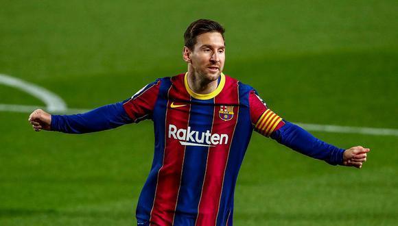 Lionel Messi dejó el Barcelona para ponerse la camiseta del PSG. (Foto: AP)
