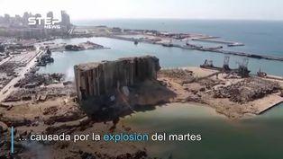 Puerto de Beirut: la dimensión de la tragedia