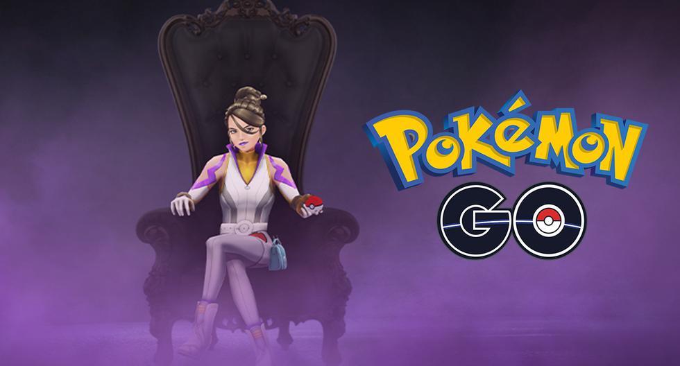 Conoce el nuevo personaje que llega a Pokémon GO y que podría aterrizar en noviembre. Se trata de Sierra. (Foto: Niantic)