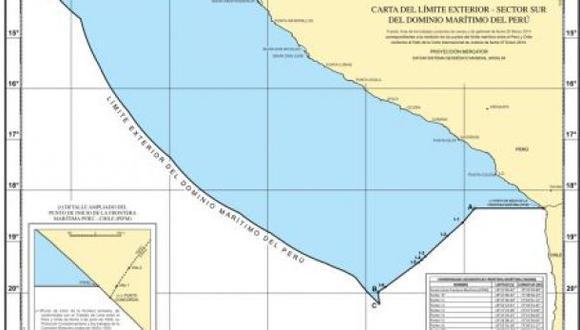 Nuevo mapa, por José Antonio García Belaunde