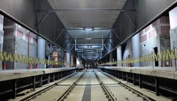 Además de la construcción Puerto del Callao, se incluye el Pozo de ventilación (PV-01) de la Línea 2 del Metro de Lima y Callao. (Foto: MTC)
