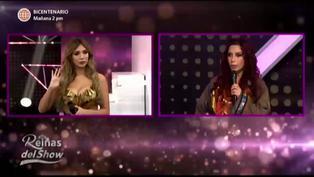 """Milena Zárate y el duro mensaje a sus compañeras en """"Reinas del Show"""" (VIDEO)"""