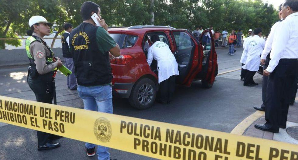 Surquillo: asalto de 'marcas' causó pánico en las calles - 10