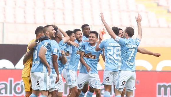 Sporting Cristal ha sido campeón en cinco de las últimas diez ediciones del torneo local. (Foto: Twitter / @LigaFutProf)