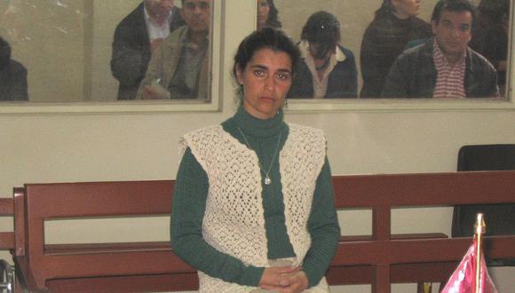 Martiza Garrido Lecca saldría en libertad en setiembre de este año. (Foto: USI)