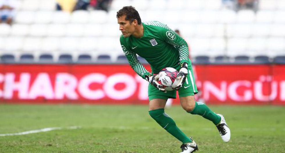 Leao Butrón ha sido jugador de Alianza Lima en los últimos cuatro años. (Francisco Neyra / GEC)
