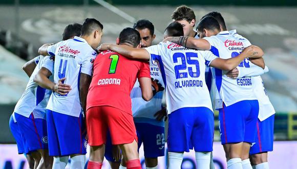 Cruz Azul venció a León por la octava jornada del Clausura 2021 de la Liga MX
