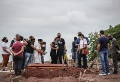 Brasil vuelve a rozar las 3.000 muertes por coronavirus