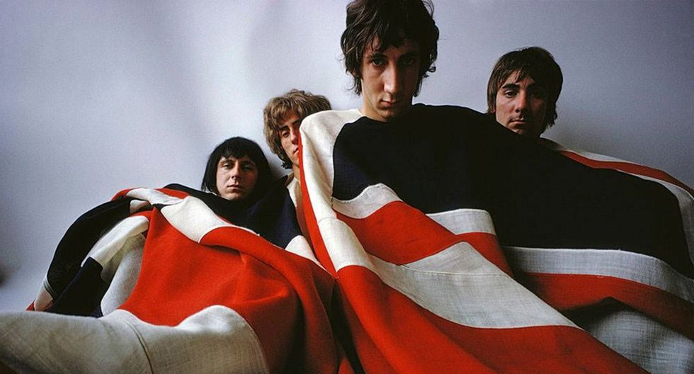 The Who. (Foto: Facebook)