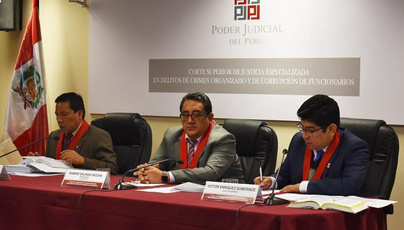 Tribunal superior revisará apelación contra exfuncionarios de la Región Callao por Caso Odebrecht