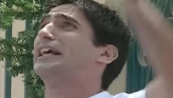 """El actor César Ritter fue uno de los actores que pasó a integrar """"Habla barrio"""" tras renunciar a """"Mil oficios"""". (Foto: Panamericana Televisión)"""