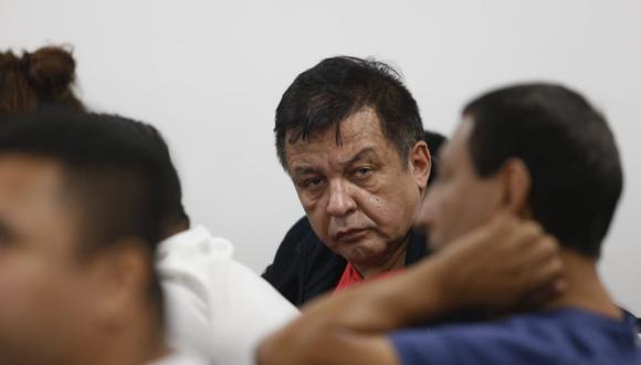 El último 23 de febrero, el Poder Judicial dictó 36 meses de prisión preventiva para Juan Sotomayor y Víctor Albrecht. (GEC)