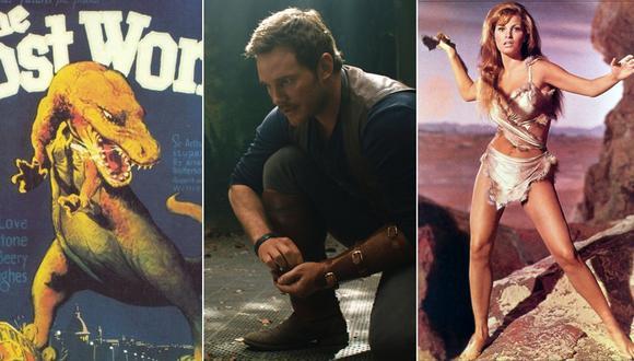 """""""Jurassic World"""" y ficciones antediluvianas. (Fotos: Difusión/ Agencias)"""