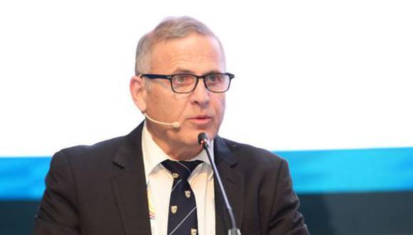 Doménico Pelliccia indicó que Anglo American ya invirtió US$ 1,000 millones en el proyecto Quellaveco
