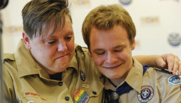 EE.UU.: Los Boy Scouts ya admiten a homosexuales