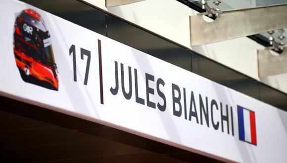 Así será el sentido homenaje de los pilotos para Jules Bianchi