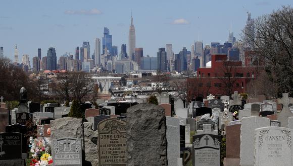 El alcalde de Nueva York, Bill de Blasio, admitió que los muertos por coronavirus son más que los anunciados de manera oficial. (Foto: REUTERS/Brendan Mcdermid).
