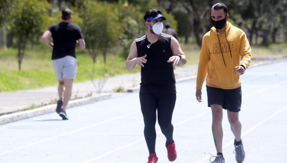 Hacer ejercicios se ha convertido en una sana costumbre de muchos peruanos. (Foto: GEC)