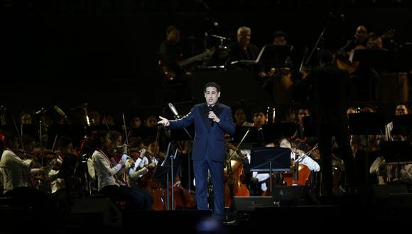 Juan Diego Flores cantará en la inauguración de Lima 2019. (Foto: GEC)