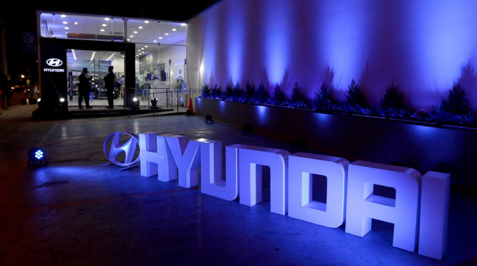 Se trata de la novena sala de ventas de Hyundai que Gildemeister Retail inaugura en Lima Metropolitana. (Fotos: Hyundai).