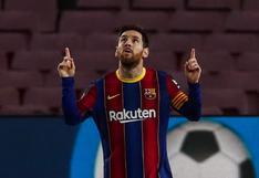 Barcelona vs. Elche: resumen, goles y fotos del triunfo de los catalanes por LaLiga con doblete de Lionel Messi | VIDEOS