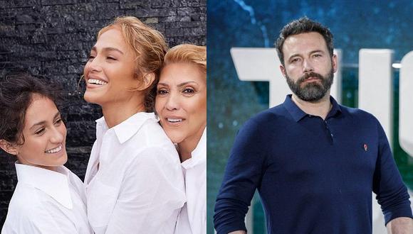 Jennifer Lopez y Ben Affleck están disfrutando de hacer planes en familia e involucrando a sus respectivos hijos. (Foto: @jlo Instagram / AFP)