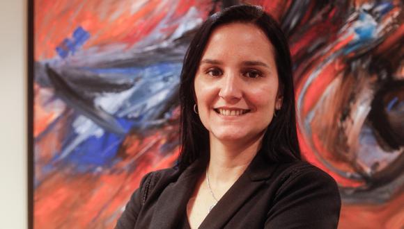 Daniela Door, gerenta de alternativos y análisis de Prima AFP (Foto: Difusión)