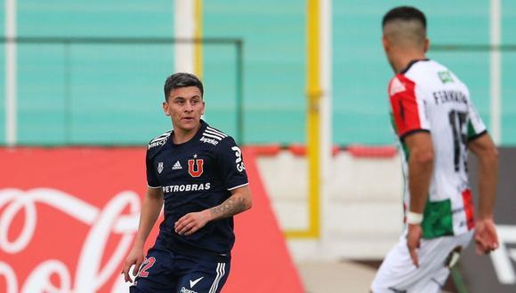Universidad de Chile y Palestino empataron sin goles por el Campeonato Nacional | Foto: @udechile