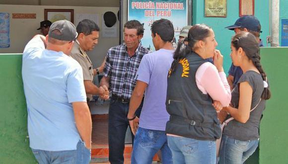 Escolar secuestrada en Pozuzo murió asfixiada