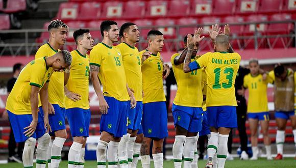 Brasil gana a México por penales y avanza a la final, que será el 7 de agosto en Yokohama. (Foto: AFP)