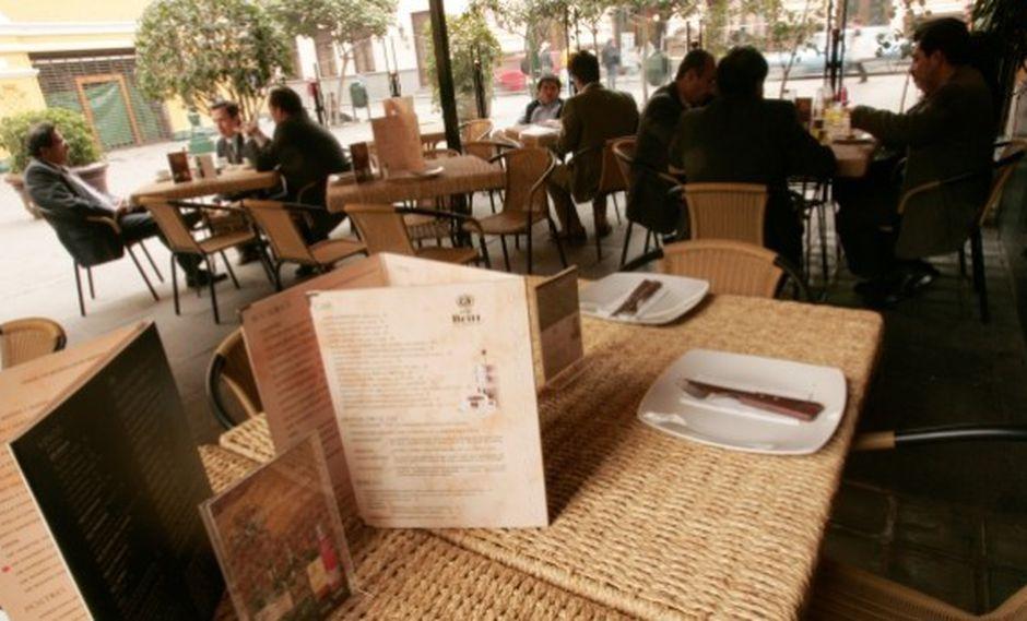 Los ingresos por turismo y gastronomía empiezan a crecer menos