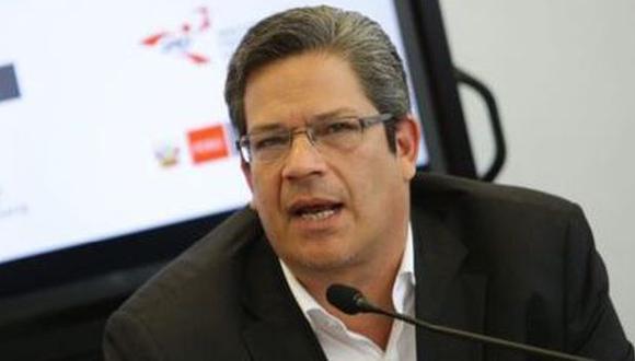 Gustavo San Martín insistió en su pedido a los hinchas a alentar desde casa. (Foto: Jesús Saucedo / GEC)