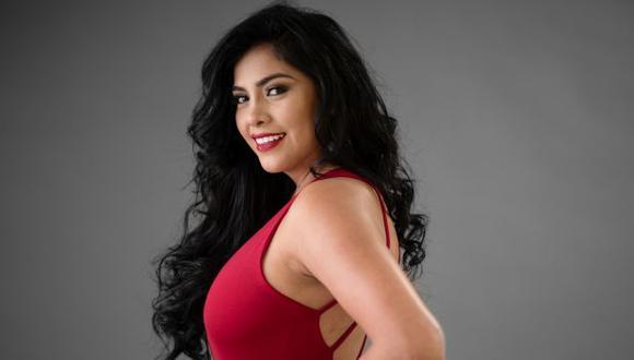 Maricarmen Marín, cantante, actriz y conductora de TV. (Foto: USI)
