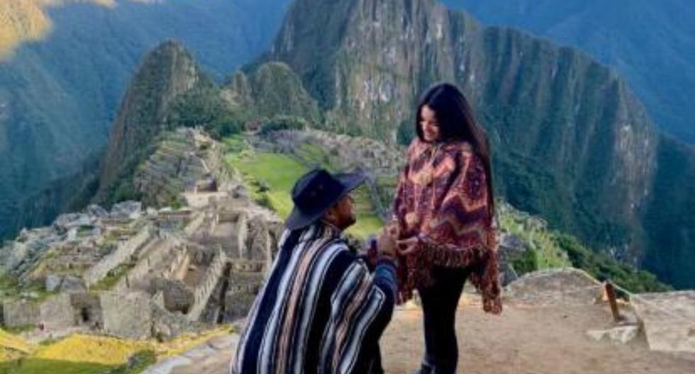 Los jóvenes radicados en Estados Unidos viajaron a la ciudad peruana de Cusco para sellar su amor pero se vieron atrapados en medio de la crisis desatada por la pandemia del coronavirus. (Fotos: Univision)