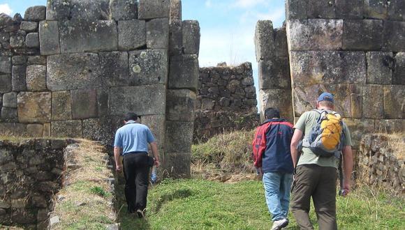 """""""De los 733 sitios arqueológicos considerados por el Mincetur como recursos turísticos, menos del 15% esta abierto al público"""". (Foto: Archivo)."""