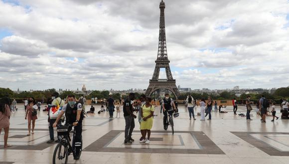 """A través de un comunicado, la Embajada de Francia en Perú informó que el programa """"Vacaciones-Trabajo no podrá aplicarse por el momento. (Foto: Ludovic MARIN / AFP)"""