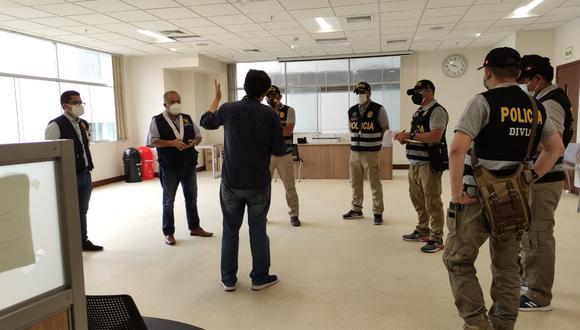 Fiscalía Especializada en Corrupción de Funcionarios Lima Norte inició diligencias.