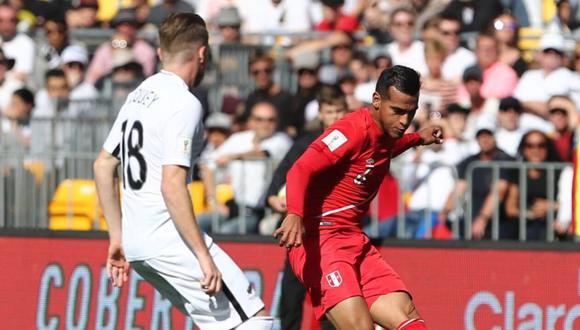 Perú vs. Nueva Zelanda: postales del cotejo de ida por el pase al Mundial Rusia 2018. (Foto: AFP)