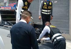 Ica: dos sujetos matan a balazos a mujer cerca a una comisaría en Chincha