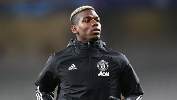 Paul Pogba pudo dejar Manchester United a inicios de temproada, según su agente Mino Raiola. (Foto: Manchester United)