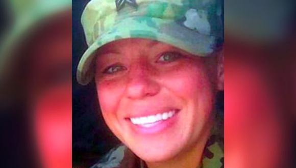 Morgan Robinson ingresó a los 21 años a la Guardia Nacional. Allí pasó 6 años antes de ser transferida a Kuwait y Afganistán, donde fue abusada.