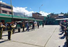 Huánuco: madres policías recibieron un homenaje sorpresa de sus colegas