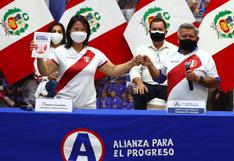 Keiko Fujimori asegura que propuestas de APP serán tomadas en cuenta en la ampliación de su plan de gobierno